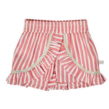 Îmbracaminte Fete Pantaloni scurti și Bermuda Ikks XS26000-35 Roșu