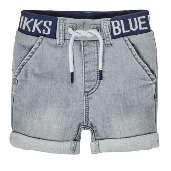 Îmbracaminte Băieți Pantaloni scurti și Bermuda Ikks XS25011-94 Gri