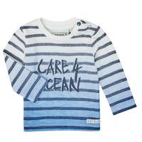 Îmbracaminte Băieți Tricouri cu mânecă lungă  Ikks XS10001-19 Multicolor