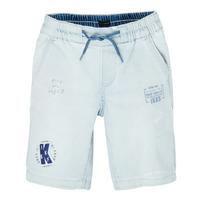 Îmbracaminte Băieți Pantaloni scurti și Bermuda Ikks XS25223-82-C Albastru
