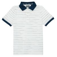 Îmbracaminte Băieți Tricou Polo mânecă scurtă Ikks XS11003-19-C Multicolor
