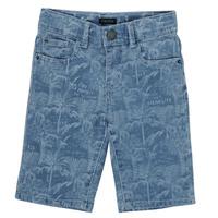 Îmbracaminte Băieți Pantaloni scurti și Bermuda Ikks XS25253-82-C Albastru