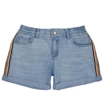 Îmbracaminte Fete Pantaloni scurti și Bermuda Ikks XS26002-84-J Albastru