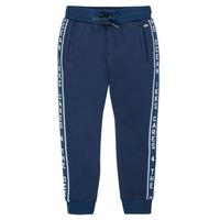 Îmbracaminte Băieți Pantaloni de trening Ikks XS23003-48-J Albastru
