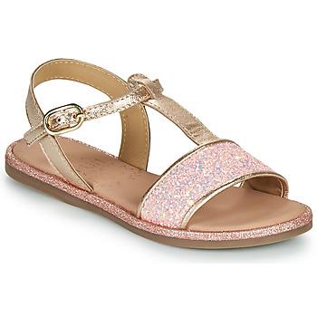 Pantofi Fete Sandale  Mod'8 PAILLETTA Roz