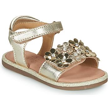 Pantofi Fete Sandale  Mod'8 PARLOTTE Auriu