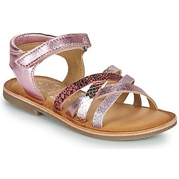 Pantofi Fete Sandale  Mod'8 CANILA Roz