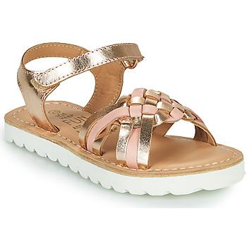 Pantofi Fete Sandale  Mod'8 JOKINE Roz