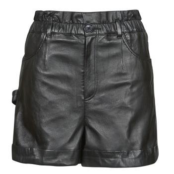 Îmbracaminte Femei Pantaloni scurti și Bermuda Oakwood JANNY Negru