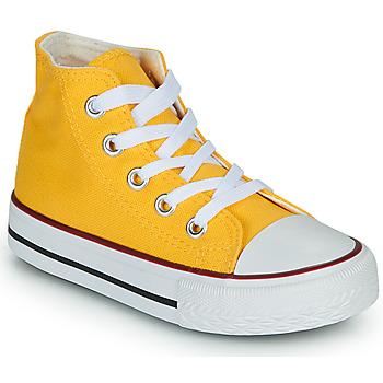 Pantofi Copii Pantofi sport stil gheata Citrouille et Compagnie OUTIL Galben