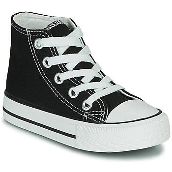 Pantofi Copii Pantofi sport stil gheata Citrouille et Compagnie OTAL Negru