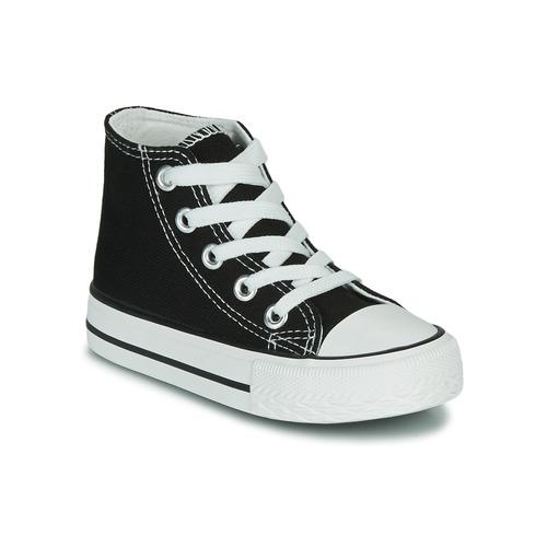 Pantofi Copii Pantofi sport stil gheata Citrouille et Compagnie OUTIL Negru