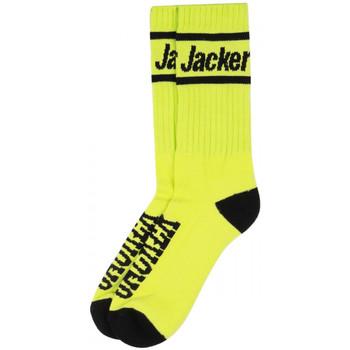 Accesorii Bărbați Sosete Jacker After logo socks verde