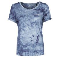 Îmbracaminte Femei Tricouri mânecă scurtă Les Petites Bombes BRISEIS Albastru