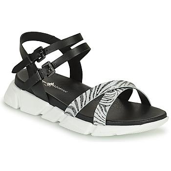 Pantofi Femei Sandale  Philippe Morvan KERALA V1 Negru