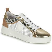 Pantofi Femei Pantofi sport Casual Philippe Morvan SOAPY V3 Alb / Maro
