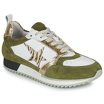 Pantofi Femei Pantofi sport Casual Philippe Morvan ROOXY V2 Alb / Kaki
