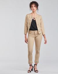 Îmbracaminte Femei Pantalon 5 buzunare Liu Jo IDEAL Bej