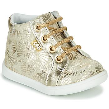 Pantofi Fete Pantofi sport stil gheata GBB FAMIA Bej
