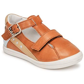 Pantofi Băieți Sandale  GBB BERNOU Maro