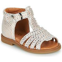 Pantofi Fete Sandale  GBB ATECA Roz