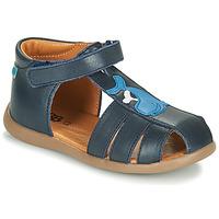 Pantofi Băieți Sandale  GBB IROKO Albastru