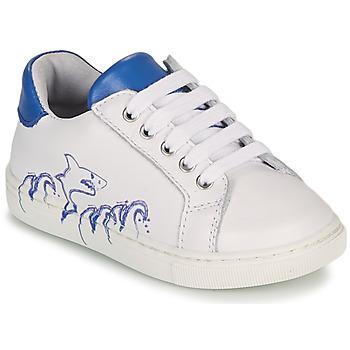 Pantofi Băieți Pantofi sport Casual GBB KARAKO Alb