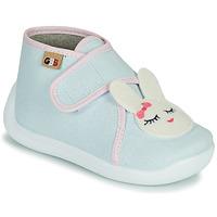 Pantofi Fete Papuci de casă GBB APODIE Albastru