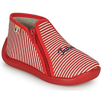 Pantofi Fete Papuci de casă GBB APOLA Roșu