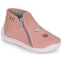 Pantofi Fete Papuci de casă GBB APOLA Roz