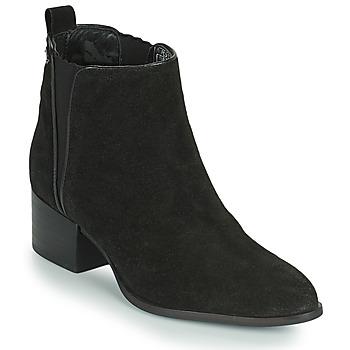 Pantofi Femei Ghete Pepe jeans WATERLOO ICON Negru