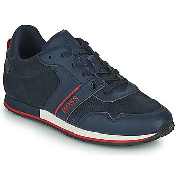 Pantofi Băieți Pantofi sport Casual BOSS HOLLA Albastru