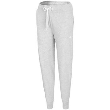 Îmbracaminte Femei Pantaloni de trening 4F SPDD300 Gri