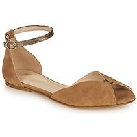 Pantofi Femei Sandale  Betty London INALI Camel