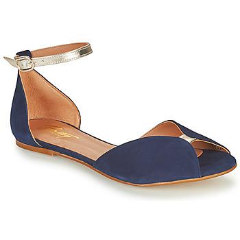 Pantofi Femei Sandale  Betty London INALI Albastru