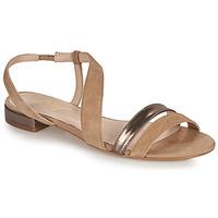 Pantofi Femei Sandale  Betty London OCOLI Bej