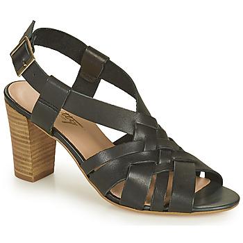 Pantofi Femei Sandale  Betty London OCHAT Negru