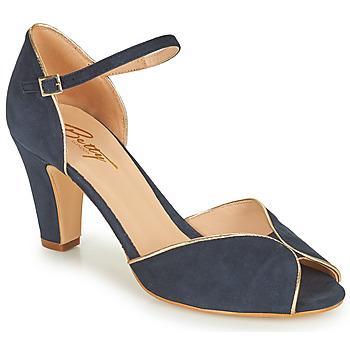 Pantofi Femei Sandale  Betty London ORADI Albastru