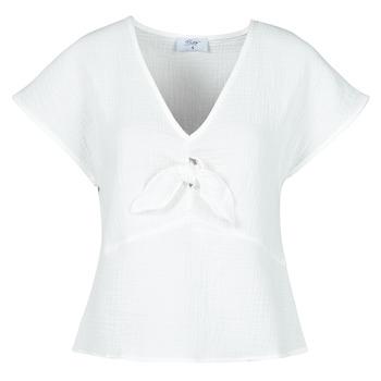 Îmbracaminte Femei Topuri și Bluze Betty London ODIME Alb