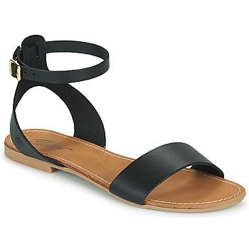 Pantofi Femei Sandale  Betty London GIMY Negru