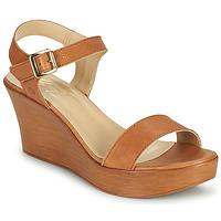 Pantofi Femei Sandale  Betty London CHARLOTA Camel