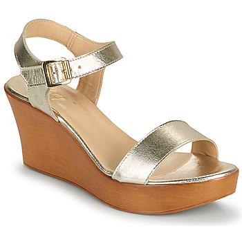 Pantofi Femei Sandale  Betty London CHARLOTA Auriu