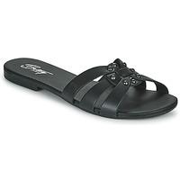 Pantofi Femei Papuci de vară Betty London OISO Negru