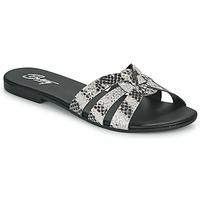 Pantofi Femei Papuci de vară Betty London OIGILE Gri