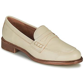 Pantofi Femei Mocasini Betty London MAGLIT Ecru