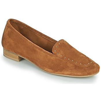 Pantofi Femei Mocasini Betty London ORIETTE Coniac