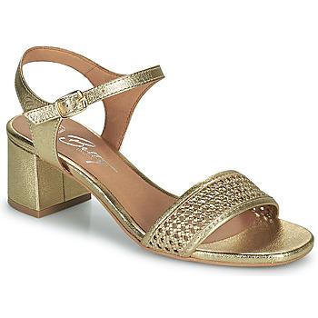 Pantofi Femei Sandale  Betty London OUPETTE Auriu