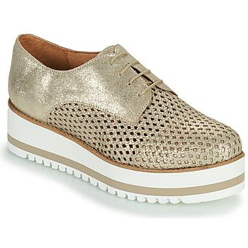 Pantofi Femei Pantofi Derby Betty London OULOUNE Auriu