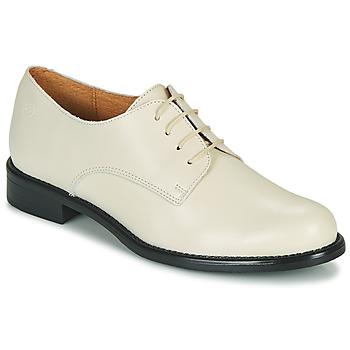Pantofi Femei Pantofi Derby Betty London OULENE Ecru