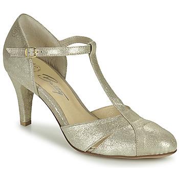 Pantofi Femei Pantofi cu toc Betty London MASETTE Auriu